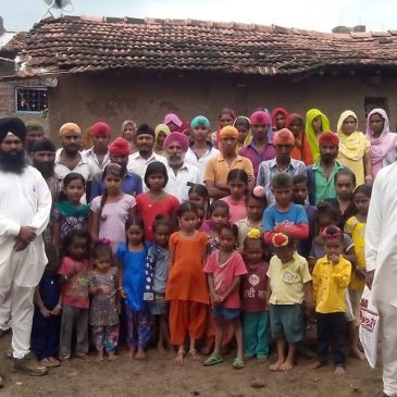 Sikh Tribes ignored
