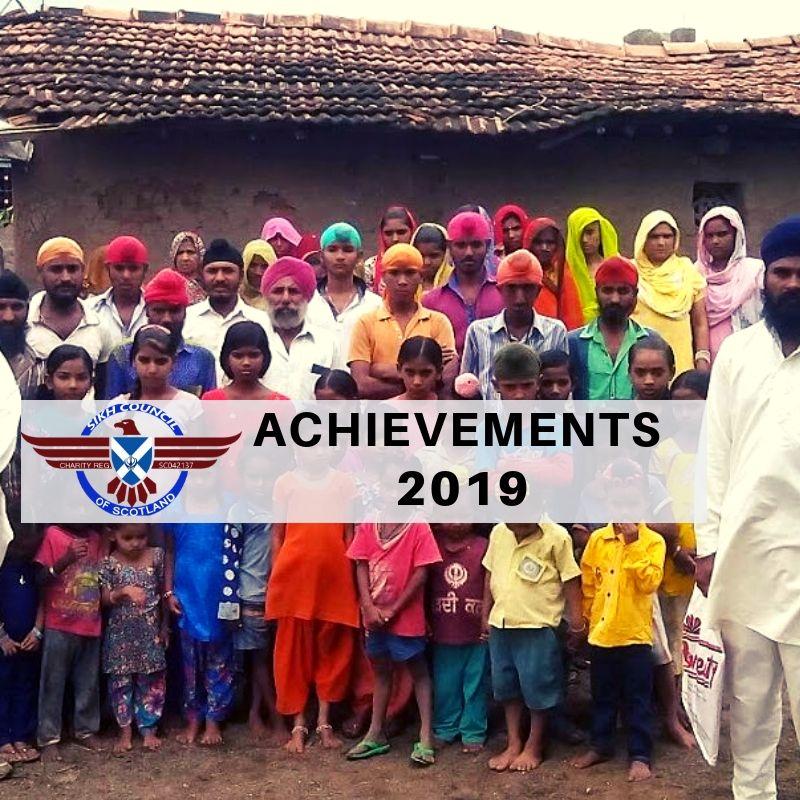 Achievements 2019
